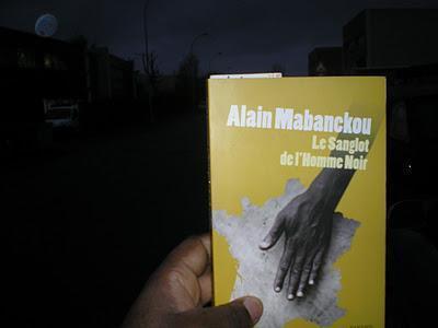 Alain Mabanckou : Le sanglot de l'homme noir