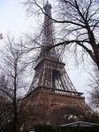 Végétaliser la Tour Effel: écologique?