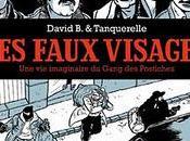 Album Faux Visages David Tanquerelle