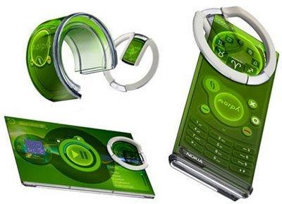 Nokia Morph : Concept is beautiful