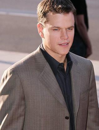 Je baise avec Matt Damon