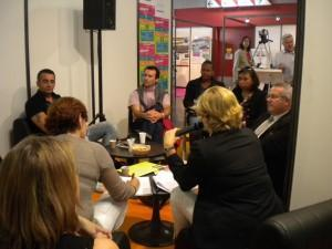 Cap Entrepreneurs et le Salon de l'Entreprise, une équipe qui gagne !