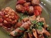 Sauté poulet mexicaine