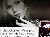 homophobie sexisme anti personnes âgées: avec Suchard chocolat!