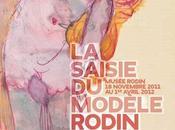 saisie modèle exposition musée Rodin