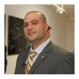 Mike Parente, Directeur Général, SDC Plaza St-Hubert