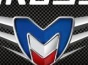 Marussia dévoile nouveau logo