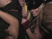 Photo rare Britney Spears backstage chez Jimmy Kimmel