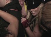 Photo rare Britney Spears backstage chez Jimmy Kimmel