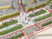 Place République, change