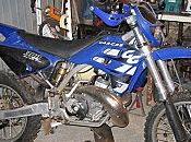 Vends gasgas 300cm3 temps 2004
