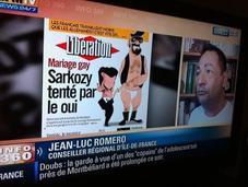 Sarkozy mariage ballon d'essai coup politique