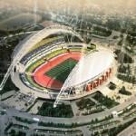 Stade d'Angondjé libreville