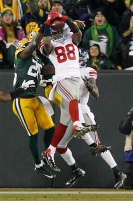 Sautons aux conclusions : Giants-Packers