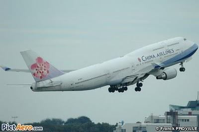 Eva Air et China Airlines, compagnies aériennes taiwanaises !!