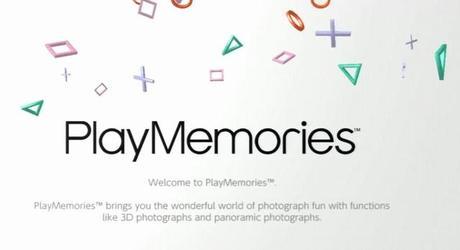 CES 2012 : Sony lance la suite de services et d'applications PlayMemories