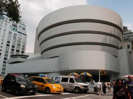 Mise en ligne des catalogues du Guggenheim museum