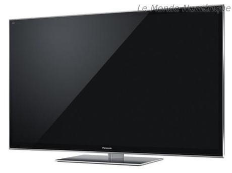 CES 2012 : Panasonic présente 6 nouvelles séries de TV Plasma VT50, GT50, ST50, UT50, XT50 et U50
