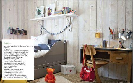 chambre de Jules - Anne-Catherine Scoffoni - Plumetis Magazine