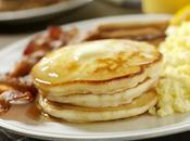 Pancakes plancha