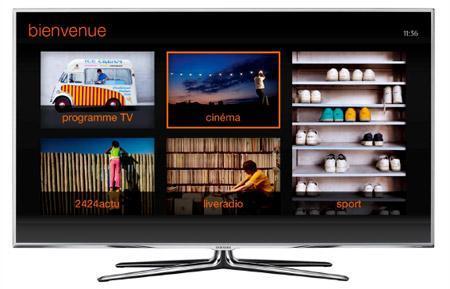 orange samsungsmarttv 450 TCL et Orange signent pour du contenu sur Smart TV