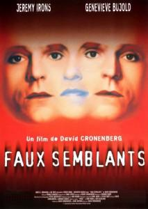 Faux Semblants, test bluray
