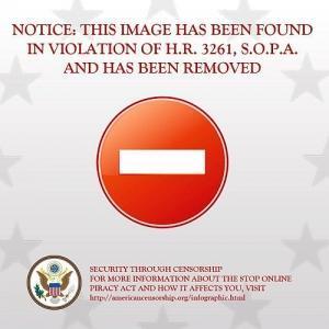 SOPA : Mobilisation pour la liberté d'expression sur Internet