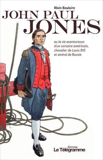 John Paul Jones par Boulaire