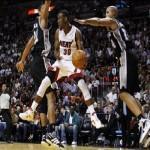 Spurs vs Heat NBA