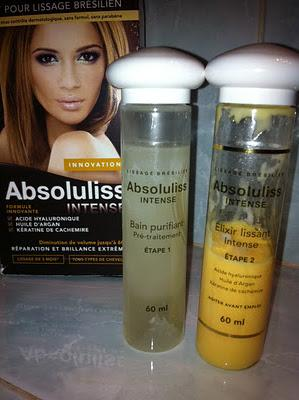 Lissage Intense Absoluliss, mes cheveux te disent merci