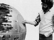 George Lucas claque porte d'Hollywood