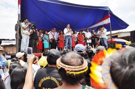 Pérou : Un changement de gouvernement inattendu (2)