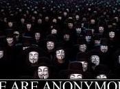 Megaupload hors-ligne ordre FBI, Anonymous riposte