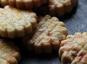 Petits sablés bretons nougatine