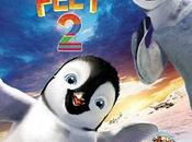 Critique Ciné Happy Feet swing banquise...
