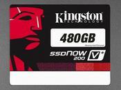 Kingston dévoile SSDNow V+200