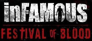 Test: InFamous Festival of Blood