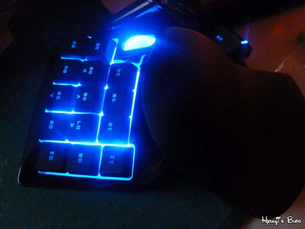 Nostromonuit1 [High Tech] Test du Razer Nostromo