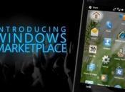 Windows Market Place croissance accélérée nombre d'applications