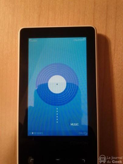 IMG 04 405x540 Test : Cowon iAudio 10