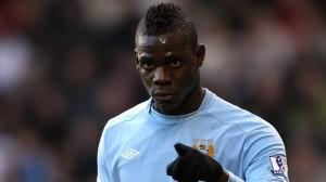 Balotelli risque 4 matches de suspension