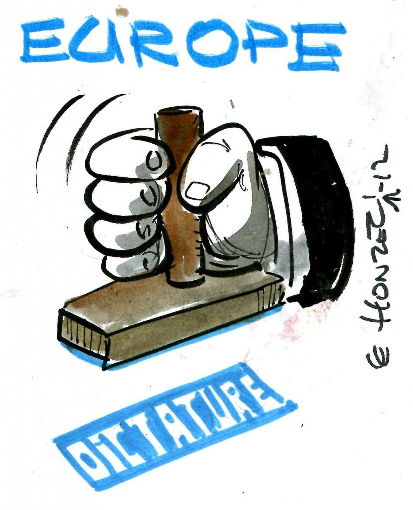 L'Europe : une dictature ?