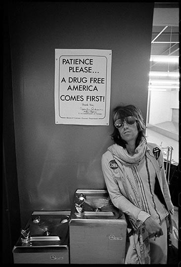 Keith Richards, Patience Please
