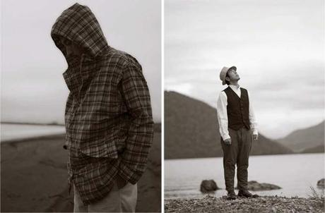 45RPM – S/S 2012 COLLECTION LOOKBOOK