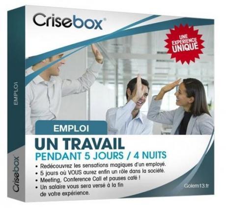 crisebox emploi gnd geek La crisebox: la box quil vous faut humour 2 geek gnd geekndev