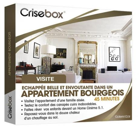 crisebox appartement bourgeois gnd geek La crisebox: la box quil vous faut humour 2 geek gnd geekndev