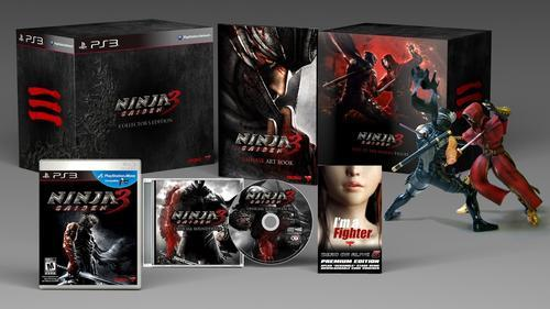 COLLECTOR DE NINJA GAIDEN 3