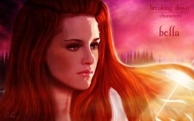 Fanart de Breaking Dawn part 1/part 2