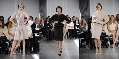 Paris Fashion Week 2012 :  Défilé Dior printemps-été 2012
