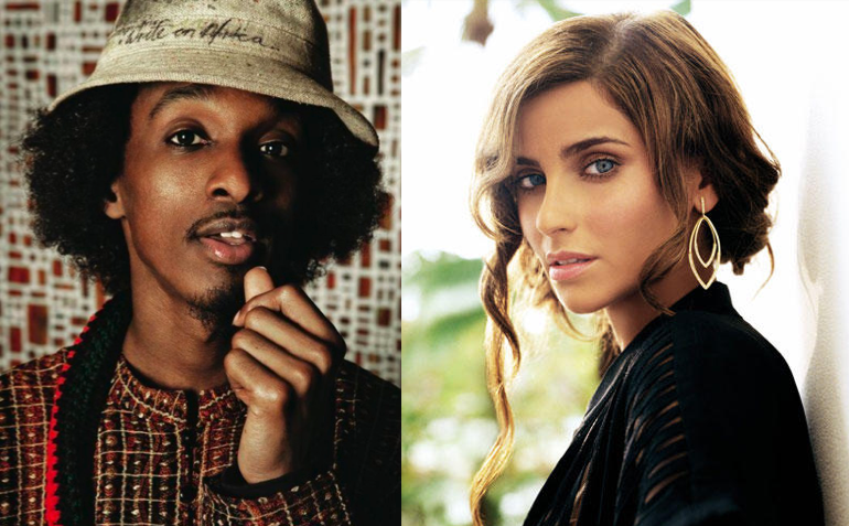 NOUVELLE CHANSON : K'NAAN feat. NELLY FURTADO – IS ANYBODY OUT THERE?